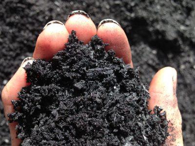 Carbon From Biochar